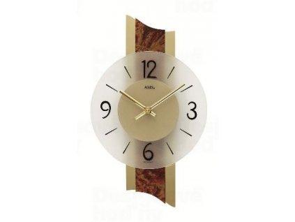 Nástěnné hodiny 9393 AMS 40cm