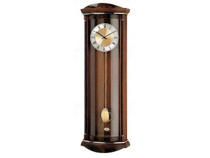 Kyvadlové nástěnné hodiny 5080/1 AMS řízené rádiovým signálem 82cm