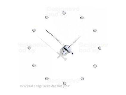 Designové nástěnné hodiny Nomon Rodon 12i 70cm