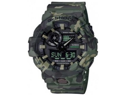 hodinky casio Ga 700CM 3AER