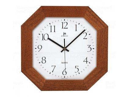 Designové nástěnné hodiny 02822C Lowell 27cm