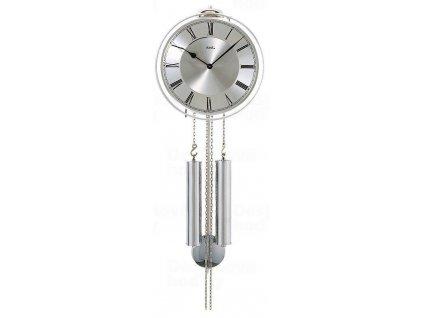 Luxusní kyvadlové mechanické nástěnné hodiny 358 AMS