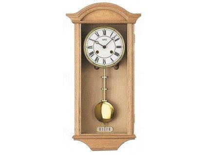 Kyvadlové mechanické nástěnné hodiny 614/5 AMS 53cm