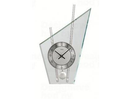 Stolní kyvadlové hodiny 153 AMS 36cm