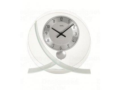 Stolní kyvadlové hodiny 161 AMS 23cm