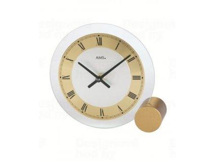 Stolní hodiny 168 AMS 17cm