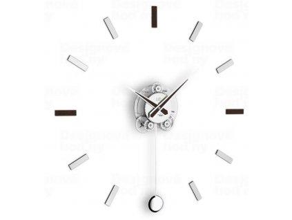 Designové nástěnné hodiny I202W IncantesimoDesign 80cm