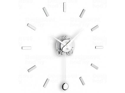 Designové nástěnné hodiny I202M IncantesimoDesign 80cm