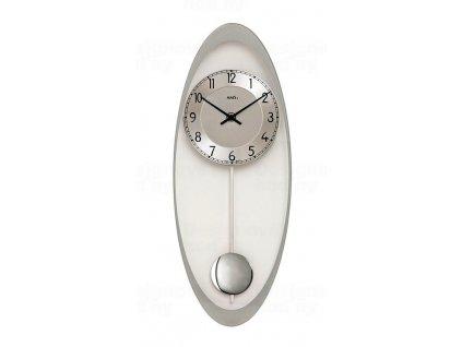 Kyvadlové nástěnné hodiny 7416 AMS 50cm