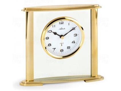 Designové stolní hodiny AT3092-9 řízené signálem DCF