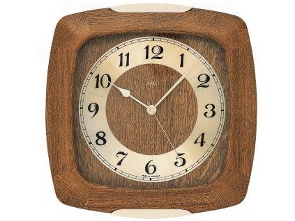 Nástěnné hodiny 5804/4 AMS 28cm