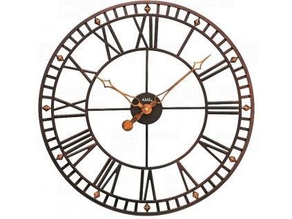 Designové nástěnné hodiny 9537 AMS 60cm