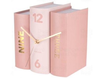 Designové stolní hodiny 5730 Karlsson 20cm