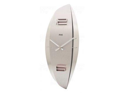 Designové nástěnné hodiny 9602 AMS 45cm