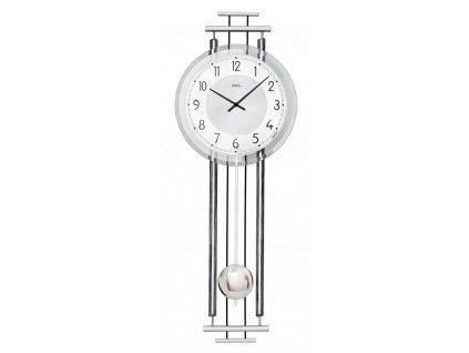 Kyvadlové nástěnné hodiny 7464 AMS 65cm