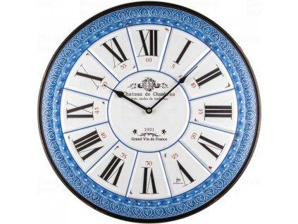 Designové nástěnné hodiny 21515 Lowell 55cm