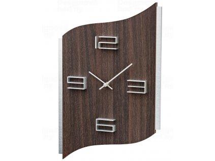 Designové nástěnné hodiny 9612 AMS 40cm