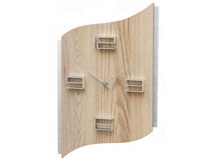 Designové nástěnné hodiny 9613 AMS 40cm