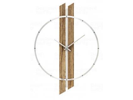 Designové nástěnné hodiny 9606 AMS 55cm