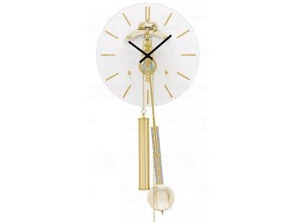 Designové kyvadlové mechanické nástěnné hodiny 309 AMS