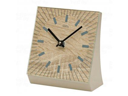 Designové stolní hodiny 1155 AMS 14cm