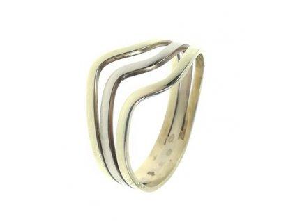 Prsten zlatý 43/73669