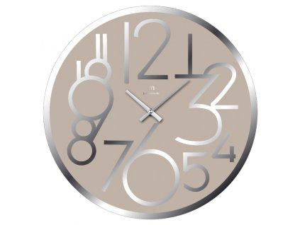 Designové nástěnné hodiny 14892T Lowell 38cm