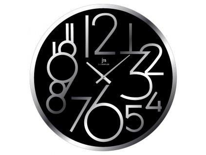 Designové nástěnné hodiny 14892N Lowell 38cm