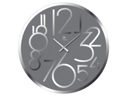 Designové nástěnné hodiny 14892G Lowell 38cm