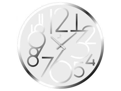 Designové nástěnné hodiny 14892B Lowell 38cm