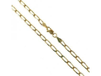 Řetízek zlatý 4/22052
