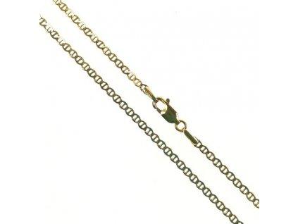Řetízek zlatý 43/99957