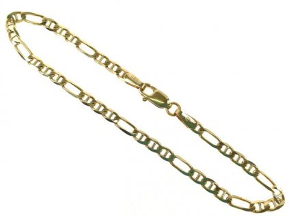 Náramek zlatý 43/97887
