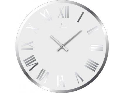 Designové nástěnné hodiny 14893B Lowell 38cm