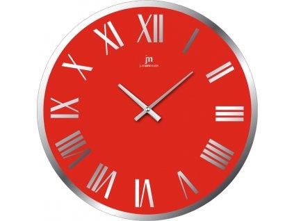 Designové nástěnné hodiny 14893R Lowell 38cm