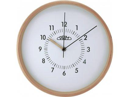 Nástěnné hodiny PRIMOrganic Retrospect