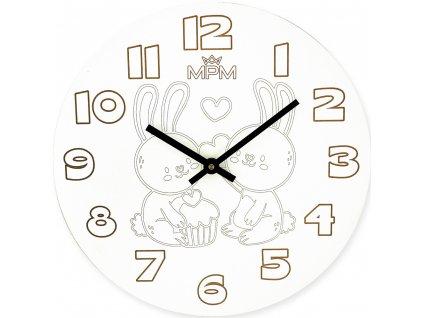 Nástěnné hodiny Mellie