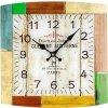 Designové nástěnné hodiny 14875 Lowell 34cm