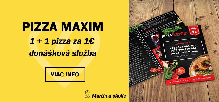 Pizza Maxim Martin