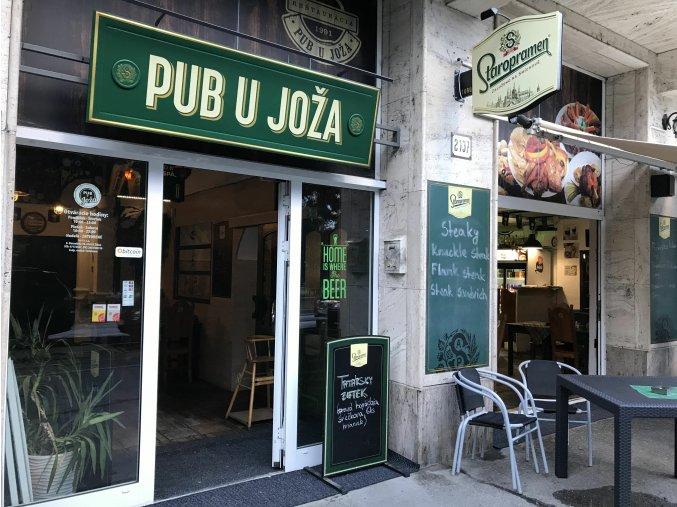 Výrazné zľavy na pizze v reštaurácii Pub u Joža