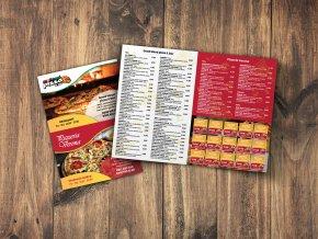 Pizza Verona a Good Mood Pizza. Získaj pizzu len za 1€!