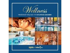 wellness brožúra 1 + 1 zadarmo trenčín