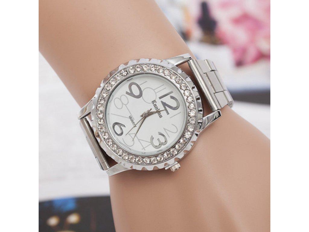 41f8cc4abfee Dámské hodinky Crystal Rose - Zlavo-toč