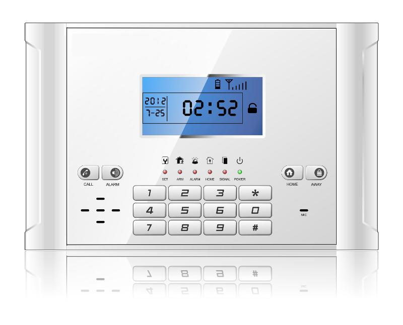 Alarmy a detektory