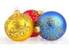 Vánoční dekorace ozdoby