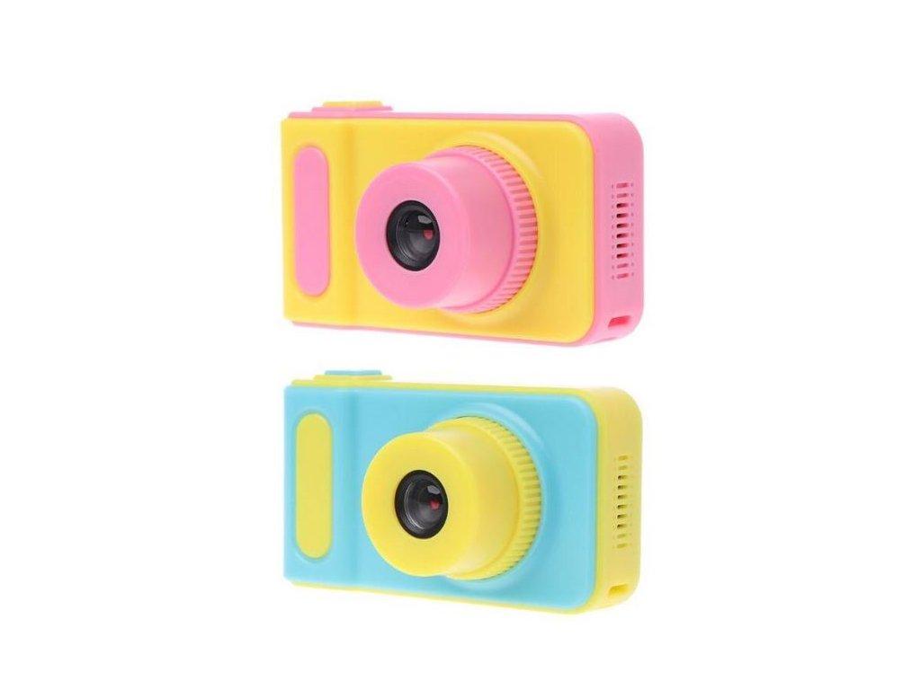 Detský digitálny mini fotoaparát s kamerou - Zľavovýobchod.sk