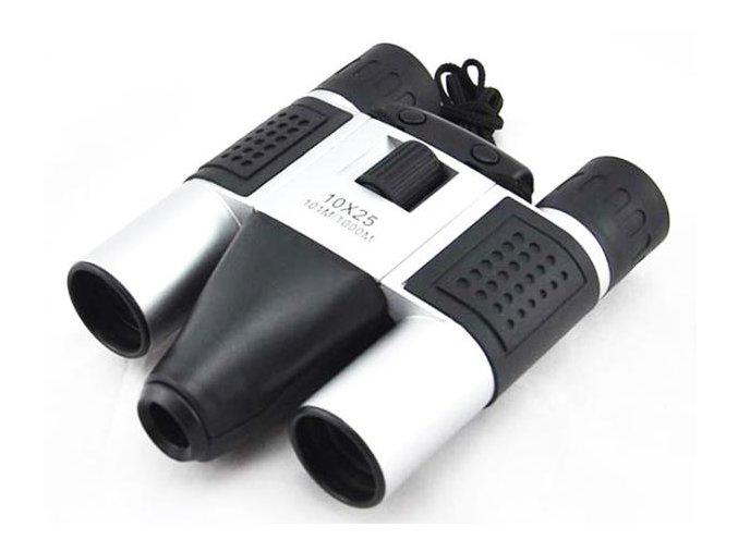 1918 dalekohled spionazni se skrytou 5mpx kamerou 10x25