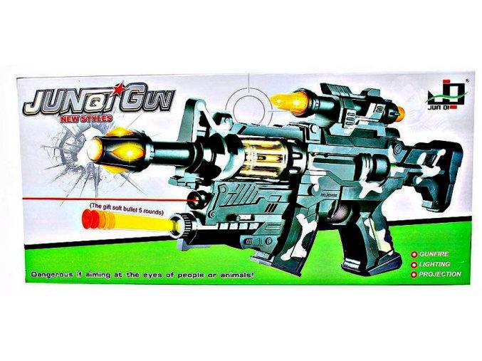 JUNQI GUN