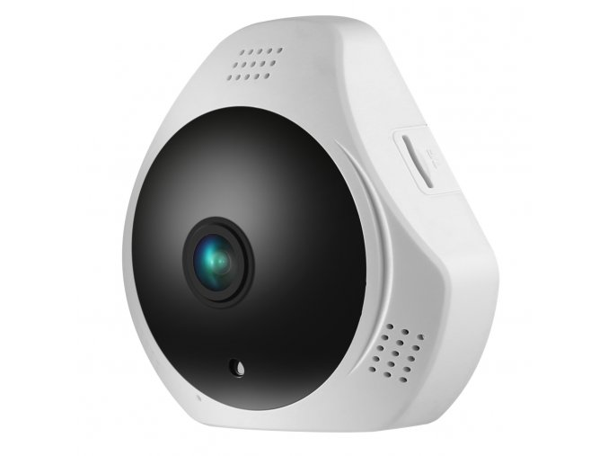 SANNCE 360 Degree Wireless Panoramic Camera MINI 960P Network Wi fi Fisheye Security IP Camera WIFI (2)