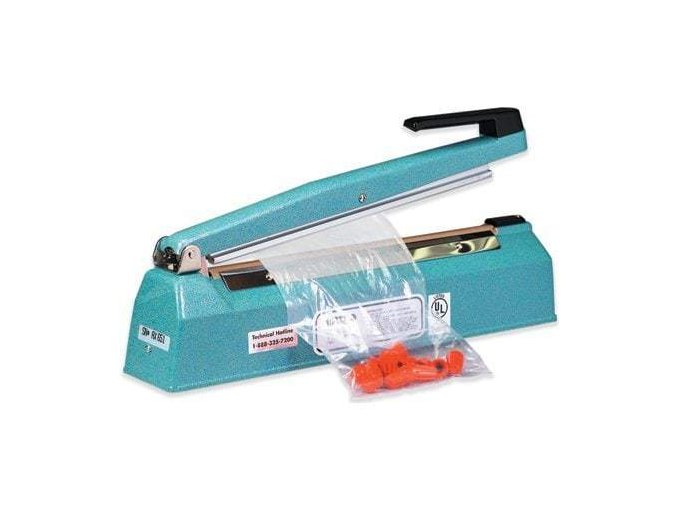 Hand Sealer Alat Press Plastik